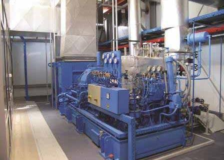 نیروگاه CHP
