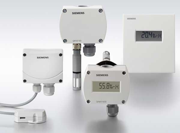 سنسور رطوبت در سیستم هواساز