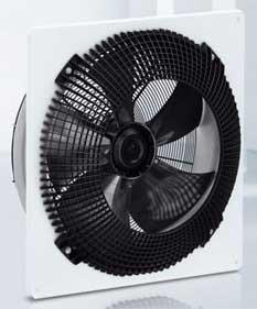فلو گرید برای کاهش صدای فن های کنداسور در چیلر تراکمی هوا خنک