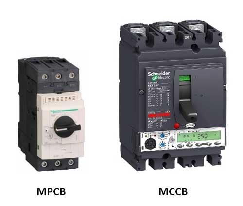 انواع کلید ورودی کمپرسورهای چیلر تراکمی