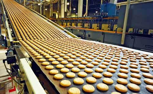 ساخت چیلر صنعتی برای تولید مواد غذایی