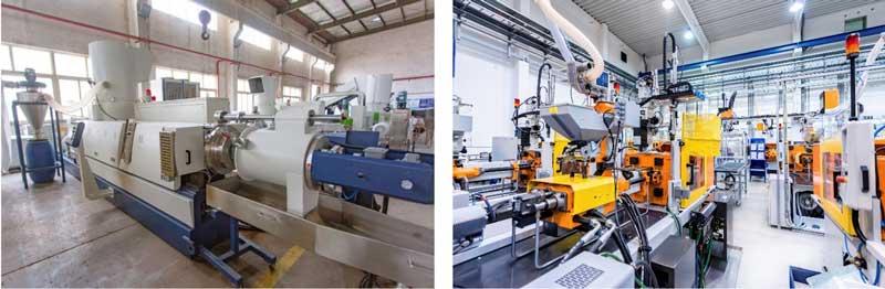 تجهیزات صنعت پلاستیک و کاربرد چیلر صنعتی در آن