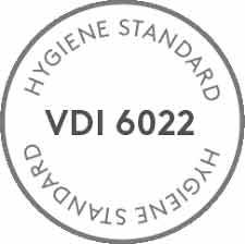 نشان استاندارد VDI 6022