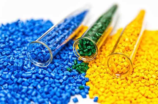 مواد خام در صنعت تزریق پلاستیک